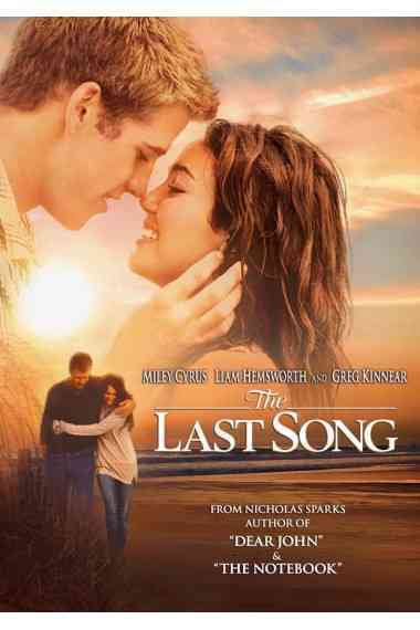 LAST SONG BY CYRUS,MILEY (DVD)
