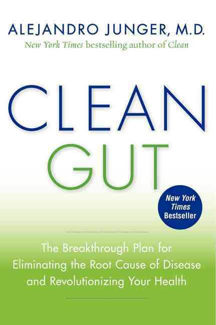 Clean Gut By Junger, Alejandro